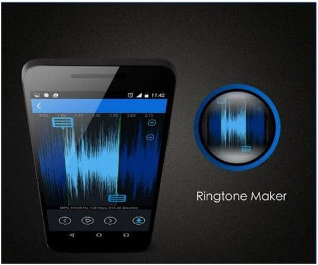 Aplikasi Edit Lagu Android MP3 Cutter