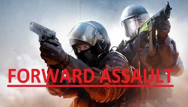 Download Forward Assault Mod APK Unlimited Ammo Money