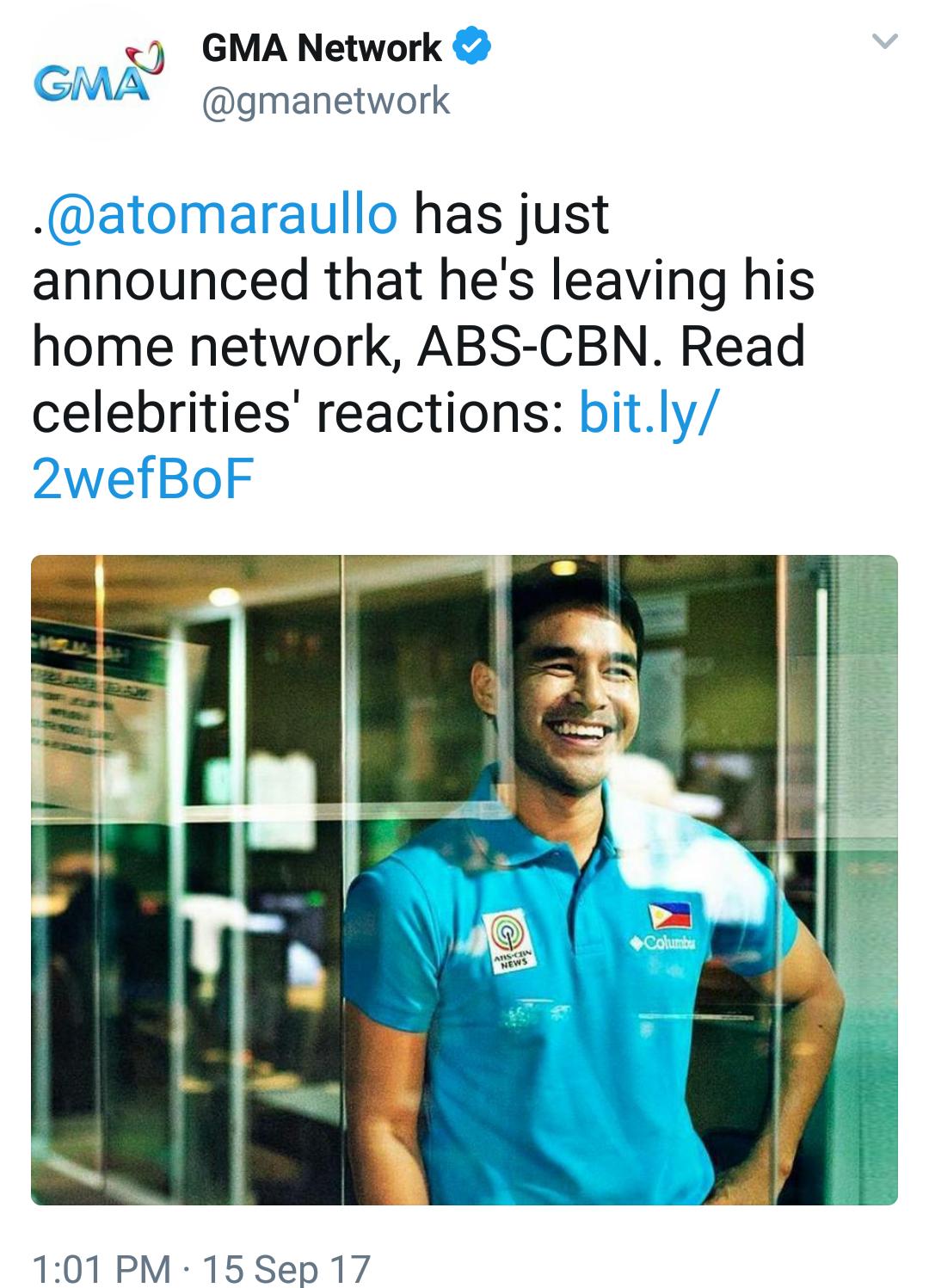 Atom Araullo GMA News