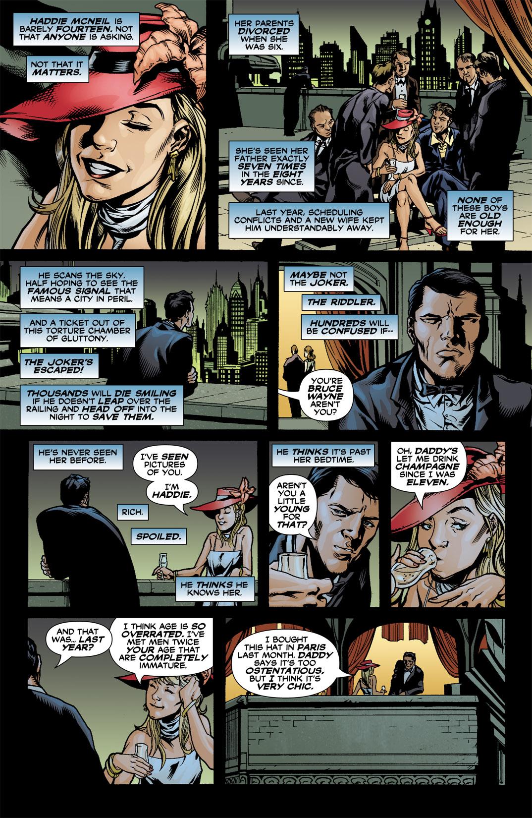 Detective Comics (1937) 801 Page 11