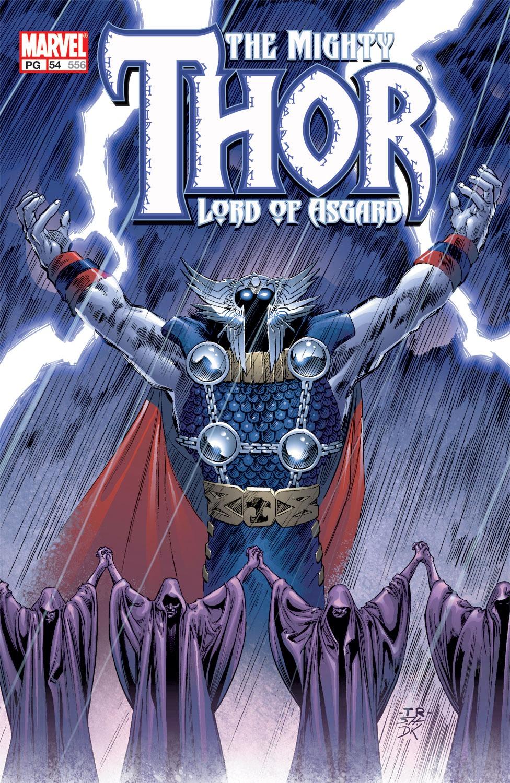 Thor (1998) Issue #54 #55 - English 1