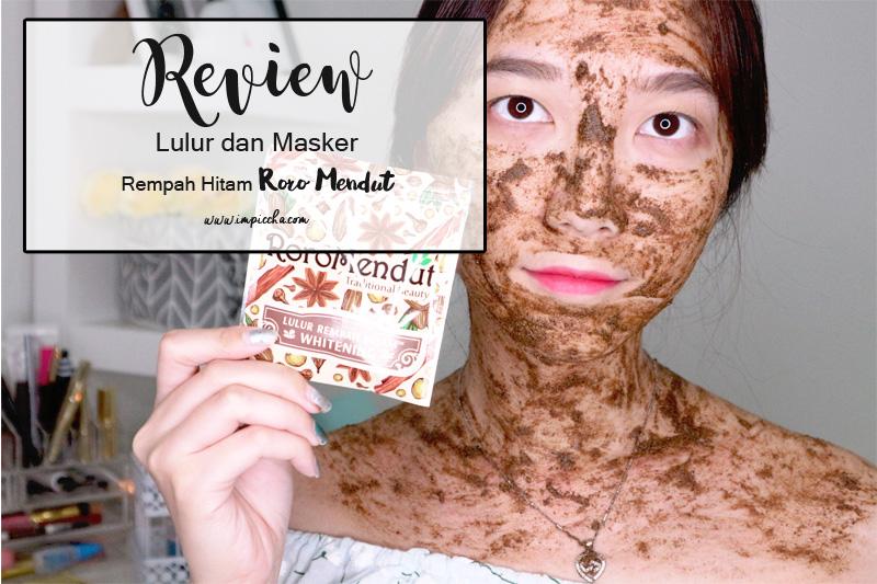 Lulur dan Masker Rempah Hitam Roro Mendut Traditional Beauty