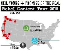 Infografik Rebel Content Tour Teil 2