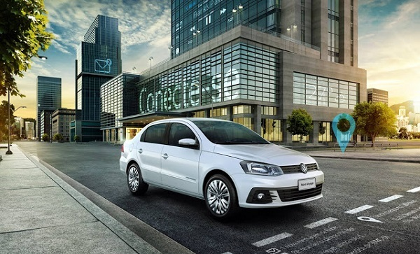 Volkswagen Voyage Auto Uber
