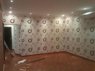 فني ورق جدران بالرياض