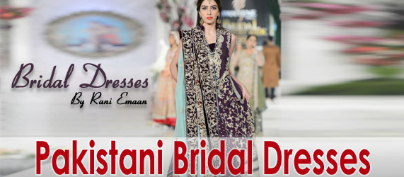 b02440ae45 Pakistani Bridal Dresses Rani Emaan Bridal Dresses in Bridal Couture Week  360