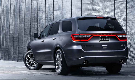 2016 Dodge Durango Castle
