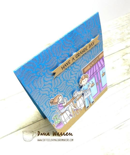 Dana Warren - Kraft Paper Stamps - Miss Ink Stamps