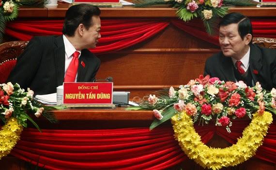Tổng thống Nguyễn Tấn Dũng?