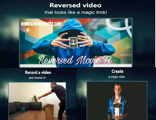 Reverse Movie FX Allow You To Trick Your Friends With Magic.