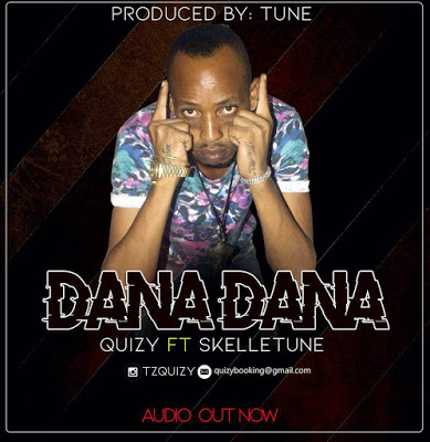 Download Mp3  | Quizy Ft. Skelletune - Danadana