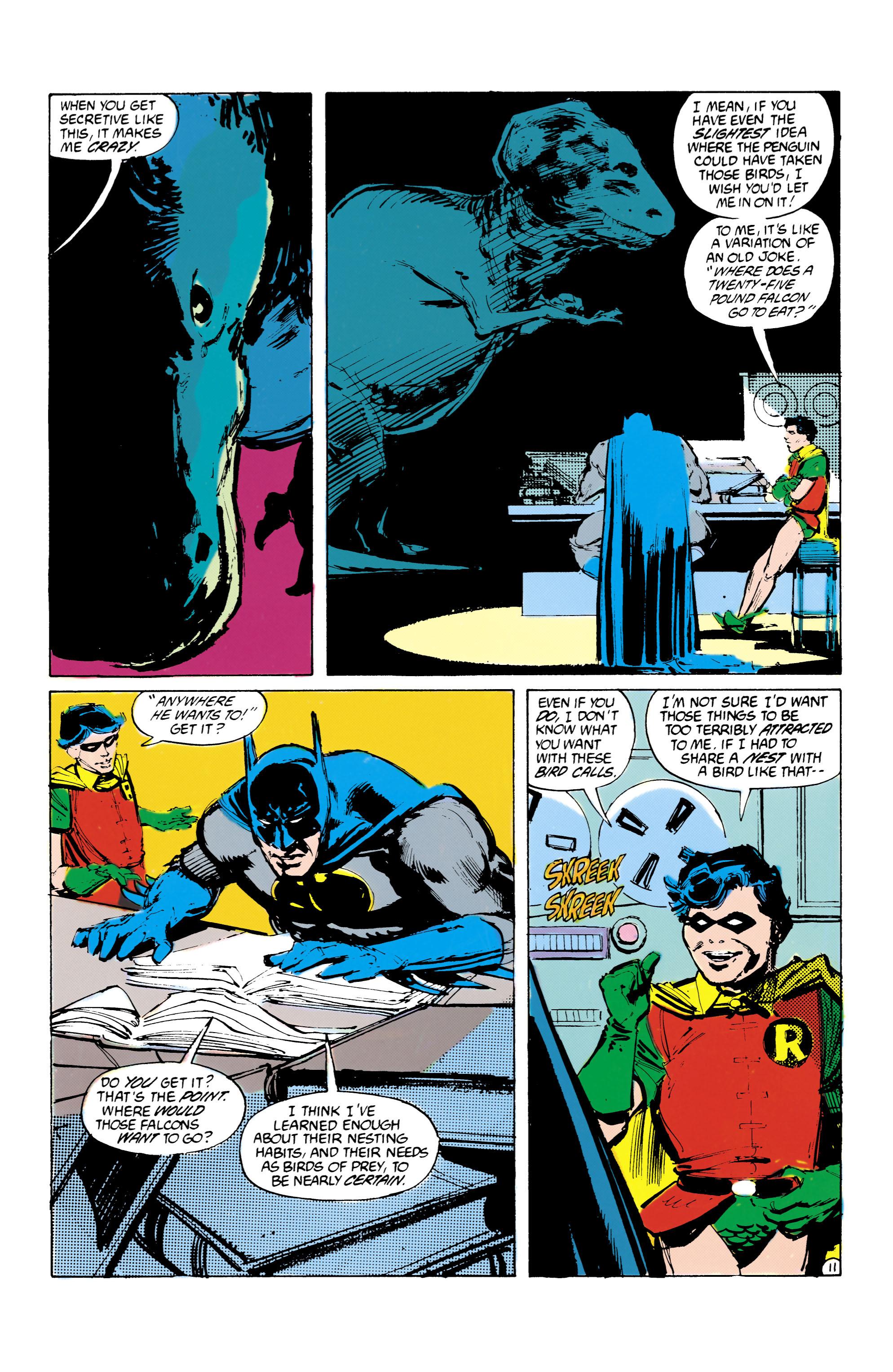 Detective Comics (1937) 568 Page 11