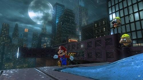 Super Mario Odyssey Nitendo E3