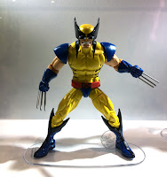 Hascon 2017 Hasbro Marvel Legends X-Men Action Figures