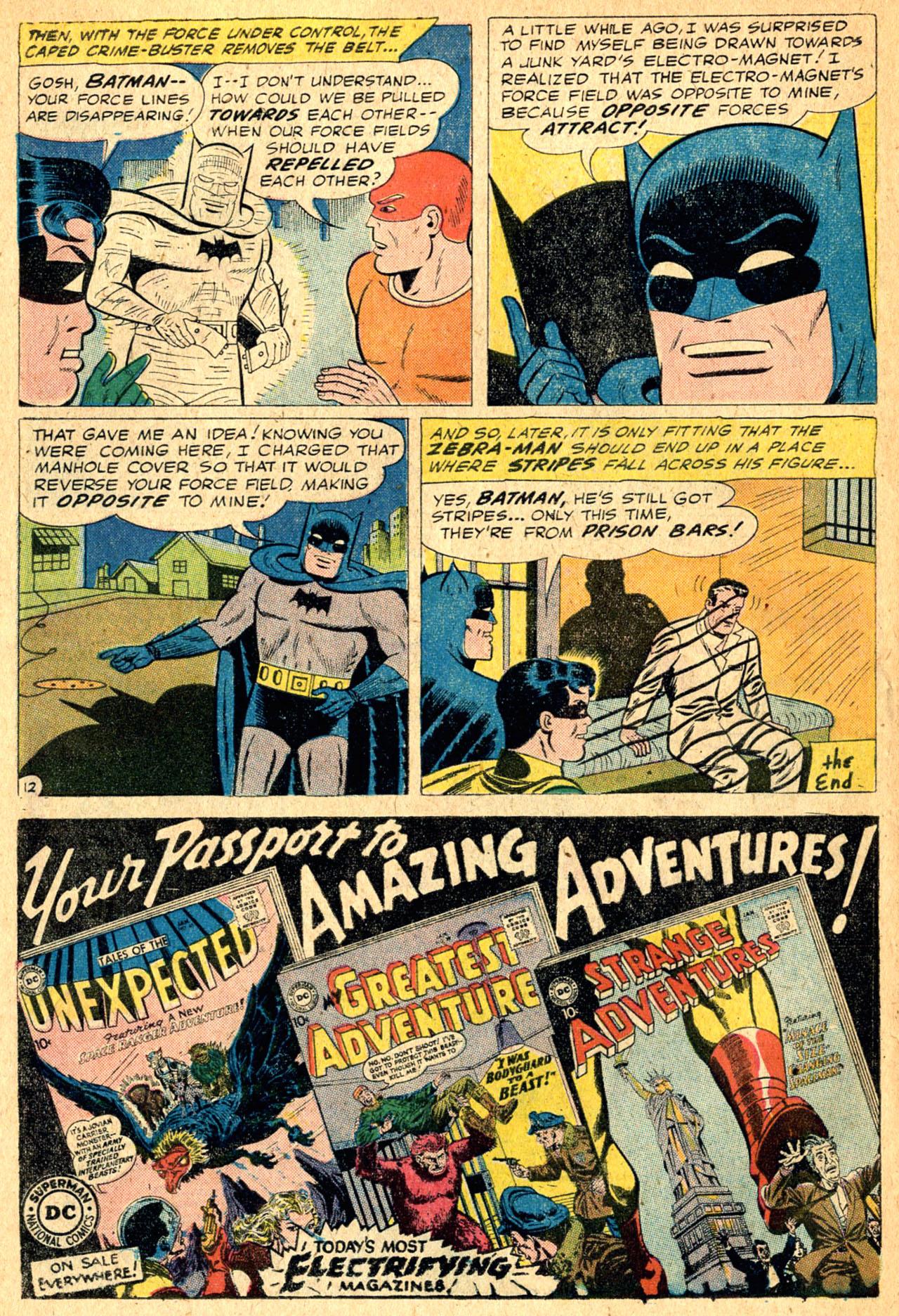 Read online Detective Comics (1937) comic -  Issue #275 - 14
