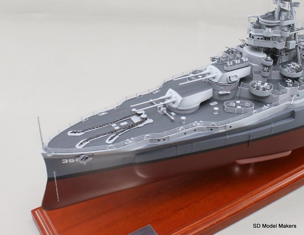 recently completed 35 battleship model uss texas bb. Black Bedroom Furniture Sets. Home Design Ideas