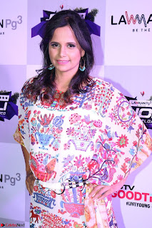 Pre Celetion Of India Premiere Edm Holi Festival With Many Bollywood Celebrities   9th March 2017 021.JPG