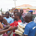 Excitement In Ekiti State As Governor Fasoye Resumes The Distribution Of Rice And 200 Naira