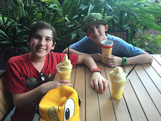 Making Dole Whip at Home