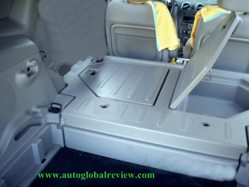 Chevrolet HHR Panel Interior Dimensions