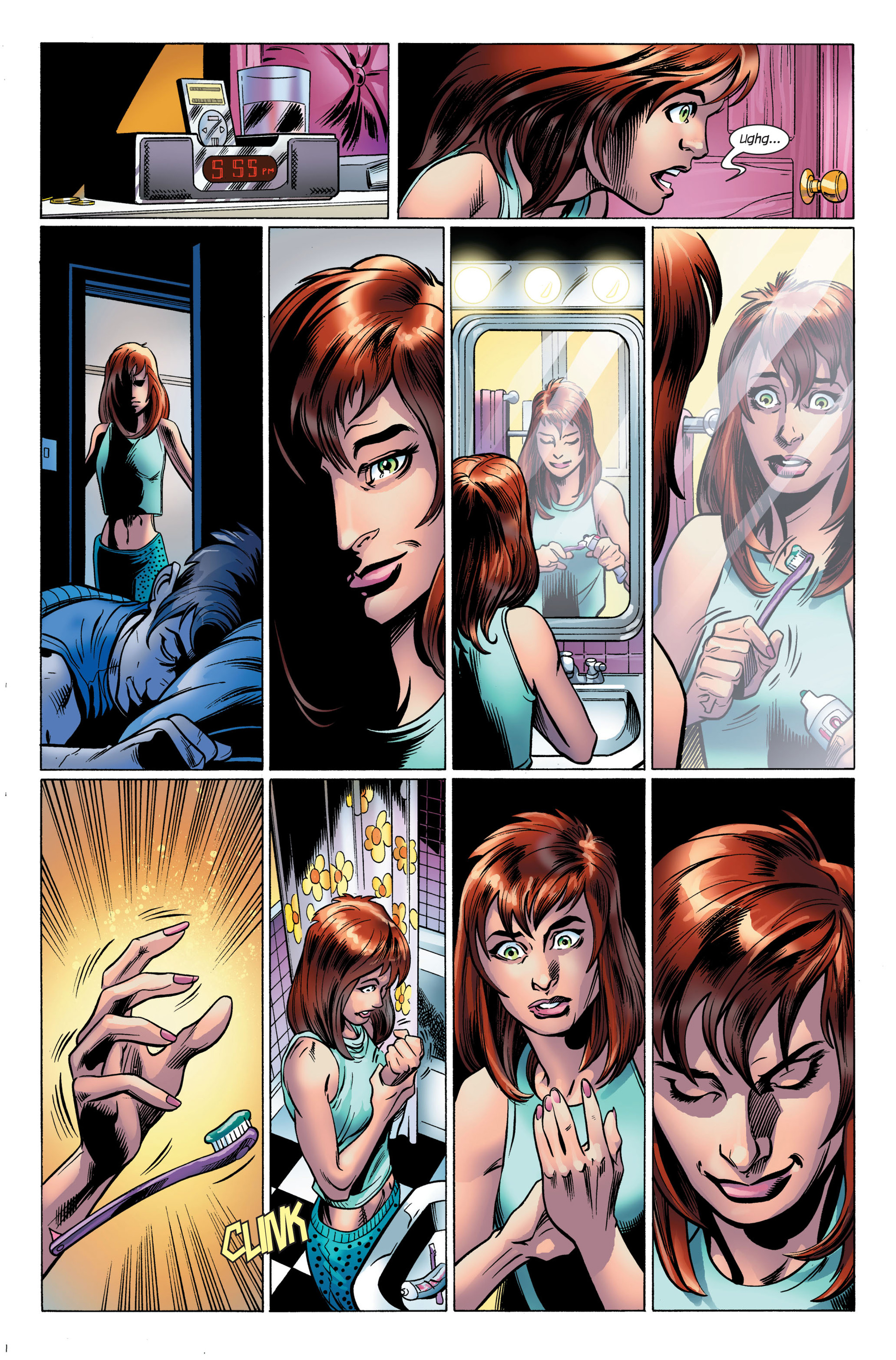 Read online Ultimate Spider-Man (2000) comic -  Issue #105 - 22