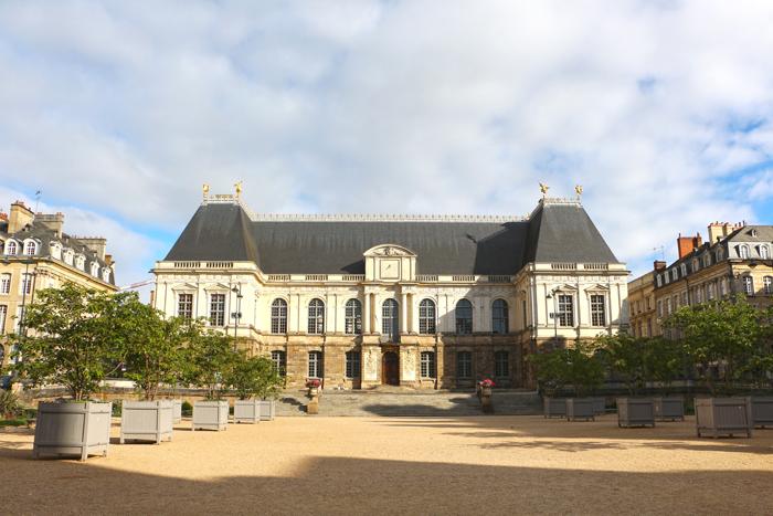 Gerichtshof der Bretagne