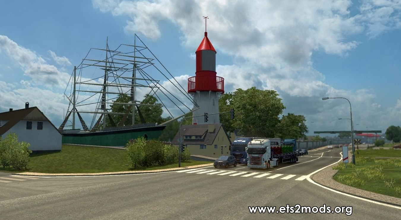 Czech Map ETS2