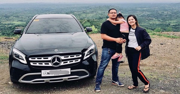 Couple who survived on Php7-corned beef inspires with rags-to-riches story
