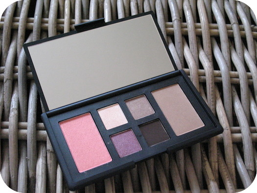 Nars The Happening Eye & Cheek Palette Review