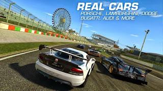 تحميل لعبة سباق السيارات الأكثر واقعية بإصدارها الجديد للاندرويد والايفون والايباد مجاناً Real Racing 3-1-4-0-APK-IPA-iOS