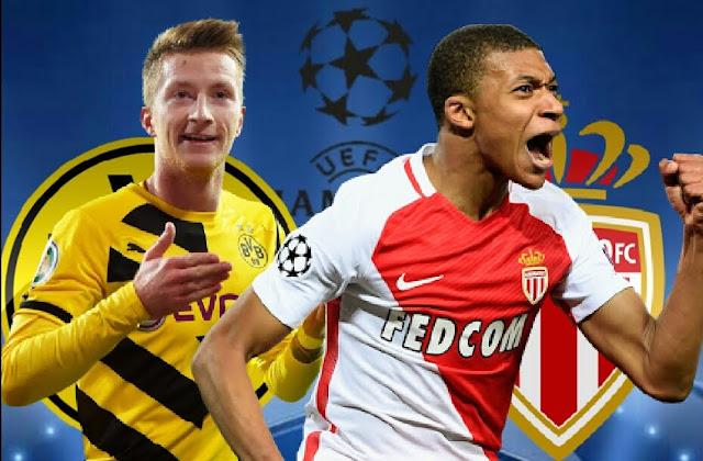 Borussia Dortmund x Monaco (11/04/2017) - Horário, TV e prognóstico (Champions League)