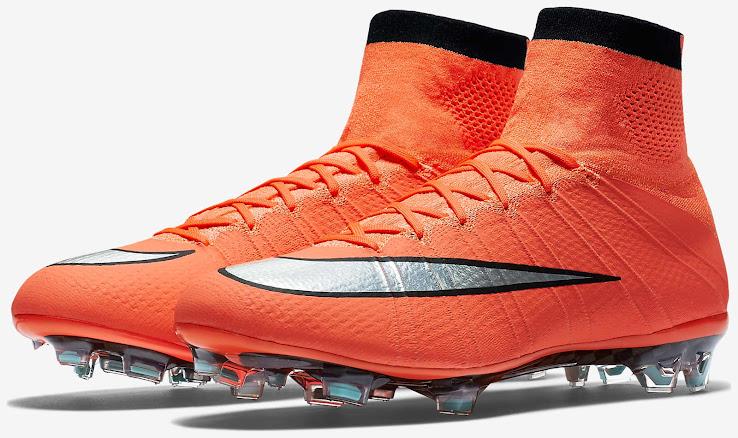 2e7bdffdc2c6 Spieler wie Alexis Sánchez, Anthony Martial und Arturo Vidal werden auf die  orangen Nike Mercurial Superfly Schuhe umsteigen, die Anfang Februar 2016  ...