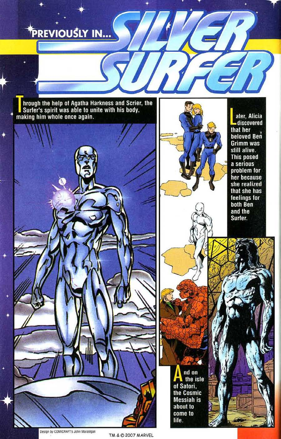 Read online Silver Surfer (1987) comic -  Issue #138 - 3
