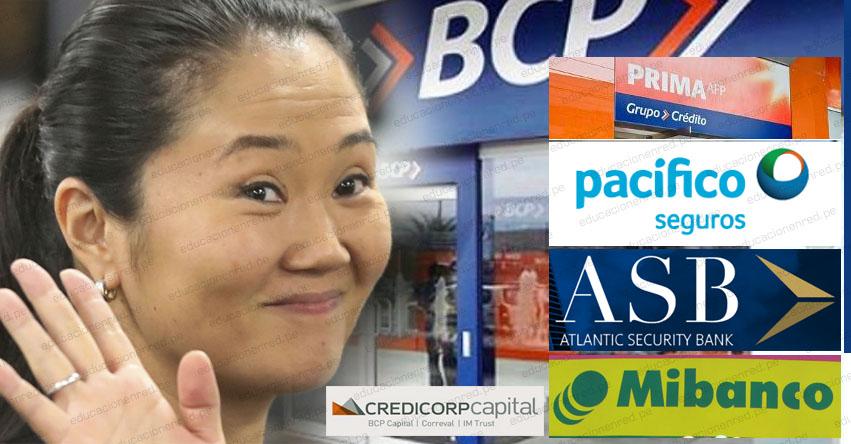 Grupo Romero y el aporte millonario a la campaña de Keiko Fujimori (¿a cambio de qué?)