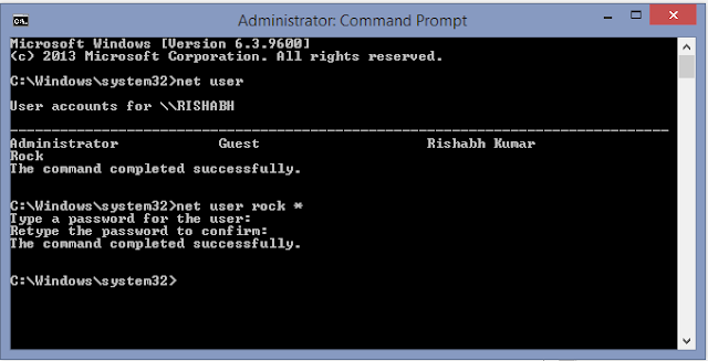 command prompt hack