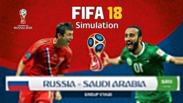 اهداف مباراة السعودية وروسيا Russia vs Saudi Arabia في مونديال 2018 في روسيا