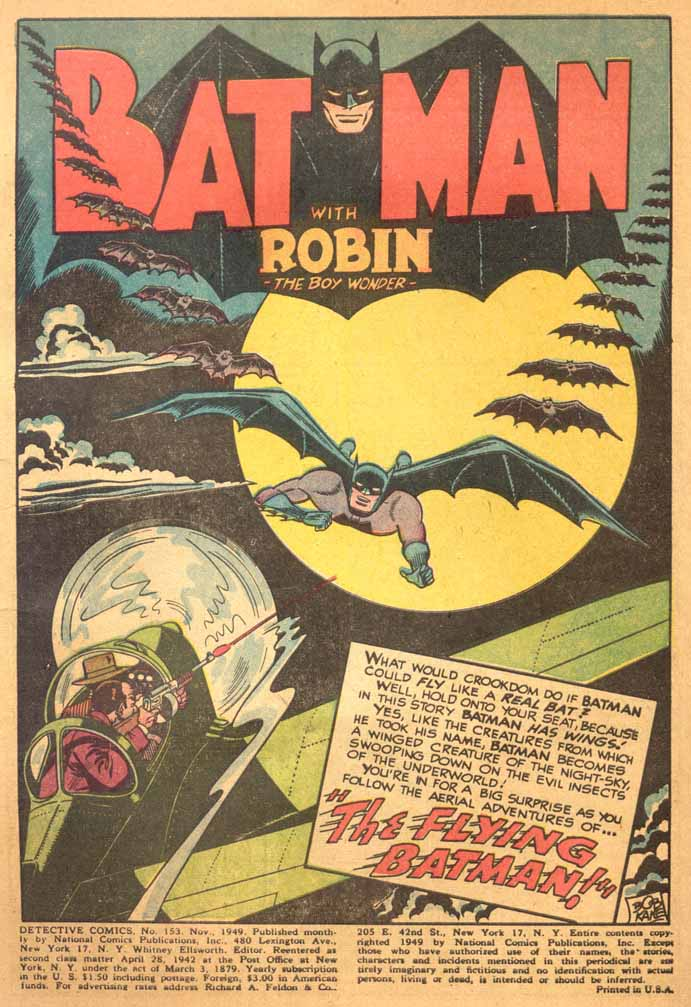 Detective Comics (1937) 153 Page 2