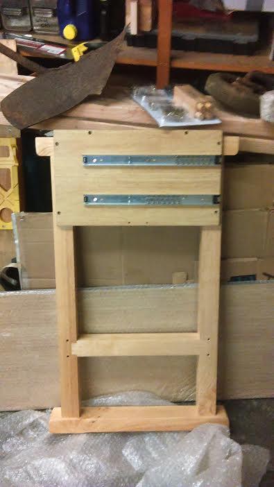 Peachy The Vulgar Curmudgeon Harbor Freight Wooden Workbench Build Short Links Chair Design For Home Short Linksinfo