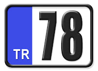 78 Karabük Plaka Kodu