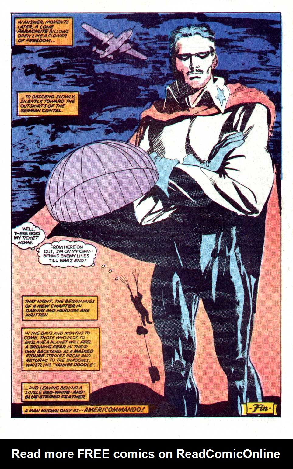 Read online Secret Origins (1986) comic -  Issue #29 - 44