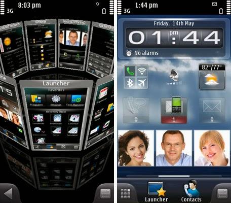 spb mobile shell 5.0 mobile9