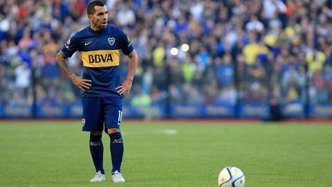 Tiền đạo Tevez đã từng nhận giải thưởng đến 3 lần.