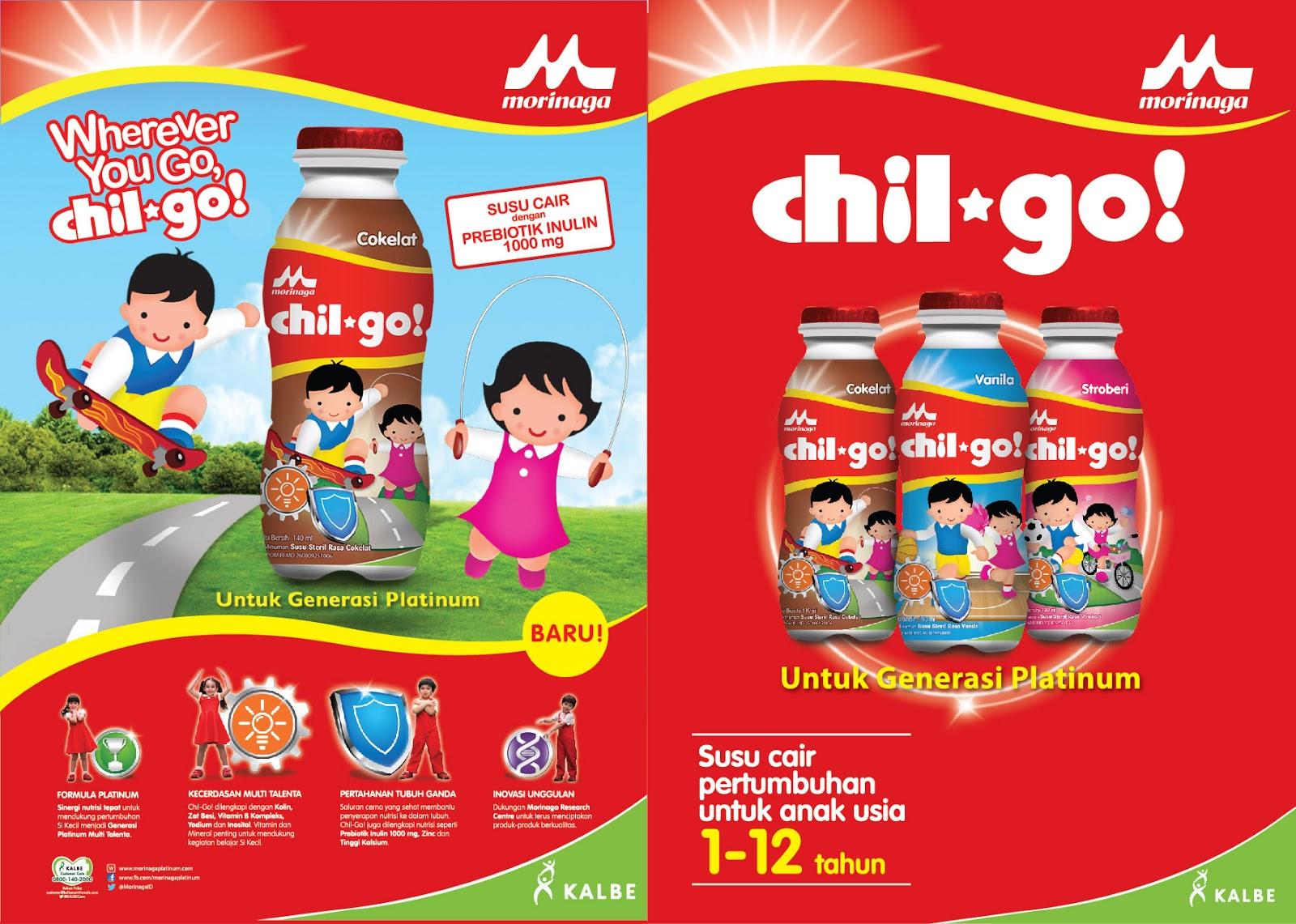 Mempersiapkan Bekal Masa Depan Anak Bersama Morinaga Chil Go