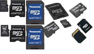 Cara mengatasi SD Card