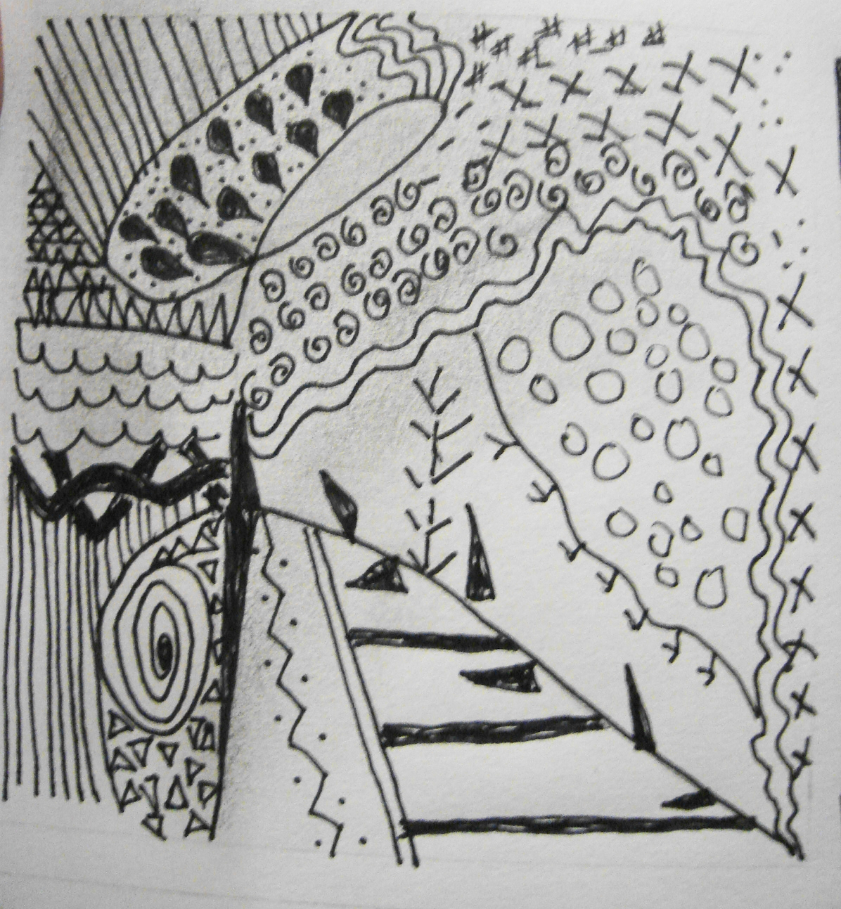 Simple zentangle patterns for kids the official zentangle site