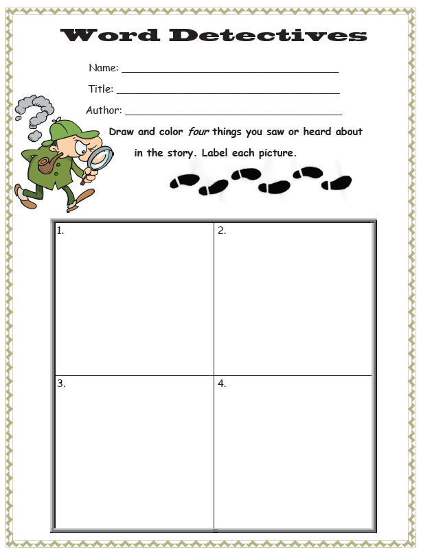Printables Language Arts Worksheets 5th Grade language arts worksheets 5th grade abitlikethis these four literacy may be used with any picture book