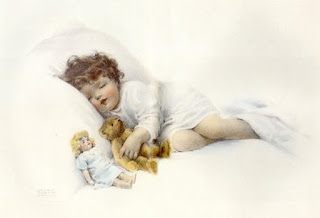 Vintage Images of Babies.