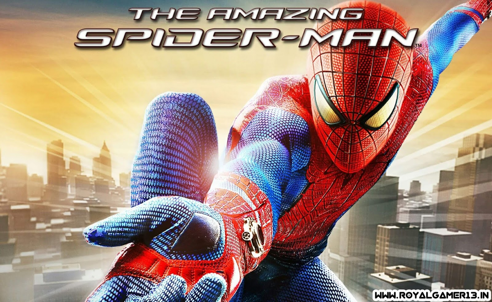 the amazing spider man 2 android apk offline