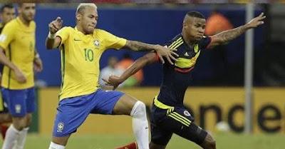 Prediksi Kolombia Vs Brazil 06 September 2017