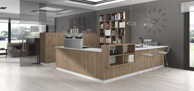 Cuisine bois Cuisine design bois